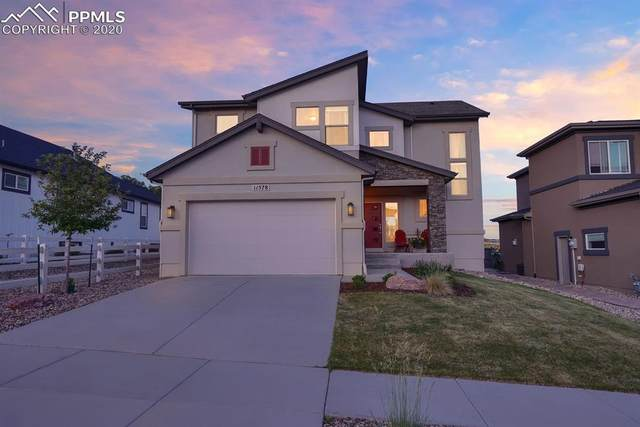 11578 Spectacular Bid Circle, Colorado Springs, CO 80921 (#4704976) :: Tommy Daly Home Team