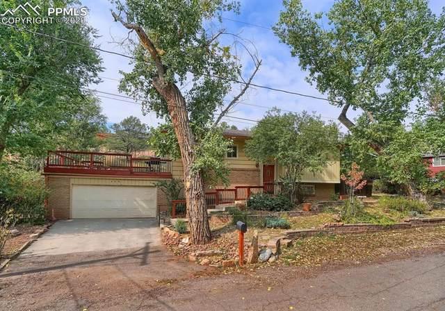 406 Laurel Street, Colorado Springs, CO 80904 (#4705439) :: CC Signature Group