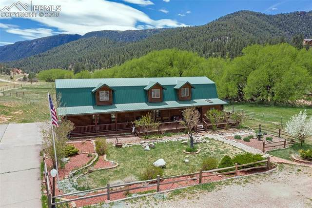 72 Crystola Canyon Road, Woodland Park, CO 80863 (#4708196) :: 8z Real Estate