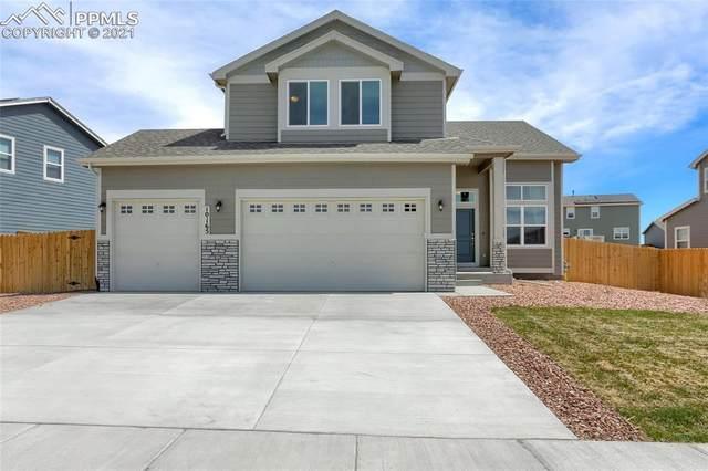 10165 Beckham Street, Peyton, CO 80831 (#4709279) :: Venterra Real Estate LLC