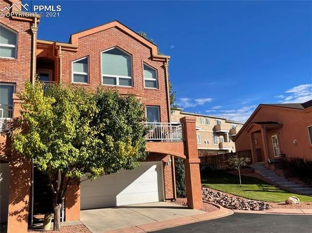 1342 Mirrillion Heights, Colorado Springs, CO 80904 (#4710998) :: Simental Homes | The Cutting Edge, Realtors
