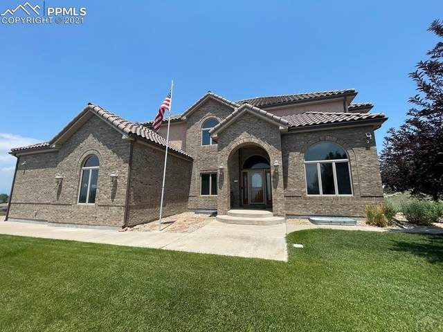 145 W Blue Hills Drive, Pueblo West, CO 81007 (#4712593) :: The Gold Medal Team with RE/MAX Properties, Inc