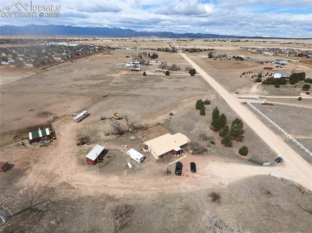 11625 Owl Place, Peyton, CO 80831 (#4713680) :: The Scott Futa Home Team