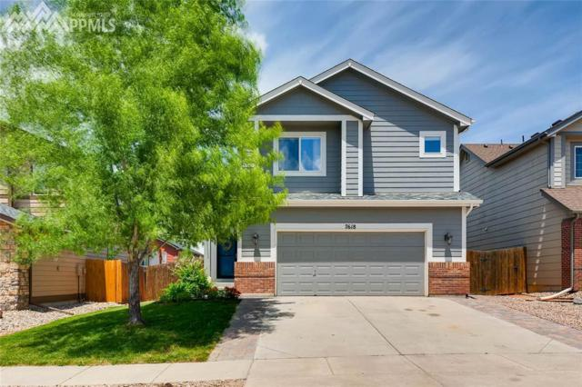 7618 Mountain Laurel Drive, Colorado Springs, CO 80922 (#4714148) :: The Treasure Davis Team