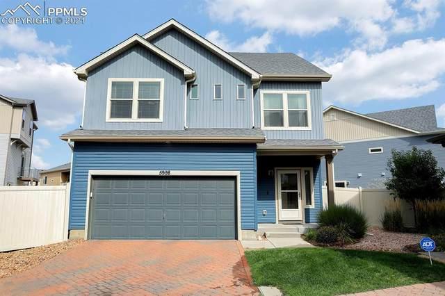 5998 John Muir Trail, Colorado Springs, CO 80927 (#4715020) :: Simental Homes   The Cutting Edge, Realtors