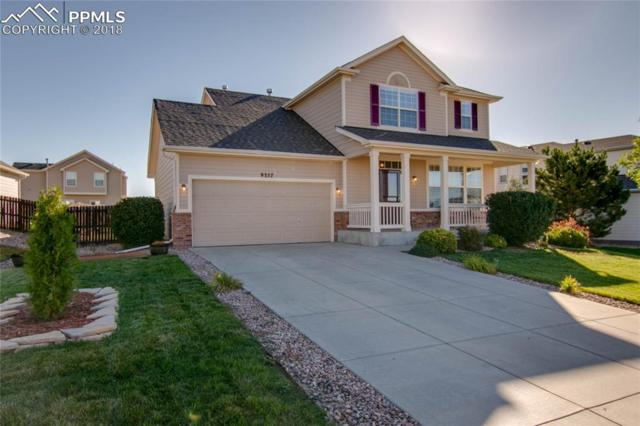 9357 Morfontaine Road, Peyton, CO 80831 (#4717672) :: Fisk Team, RE/MAX Properties, Inc.
