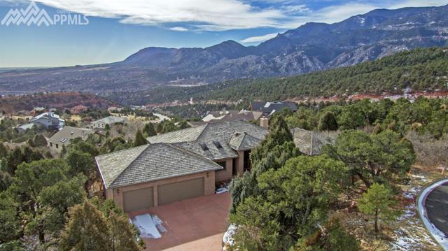 2670 White Rock Lane, Colorado Springs, CO 80904 (#4719570) :: The Hunstiger Team