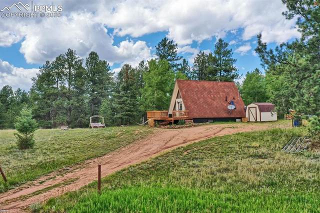 37 Big Horn Lane, Florissant, CO 80816 (#4720082) :: Fisk Team, RE/MAX Properties, Inc.