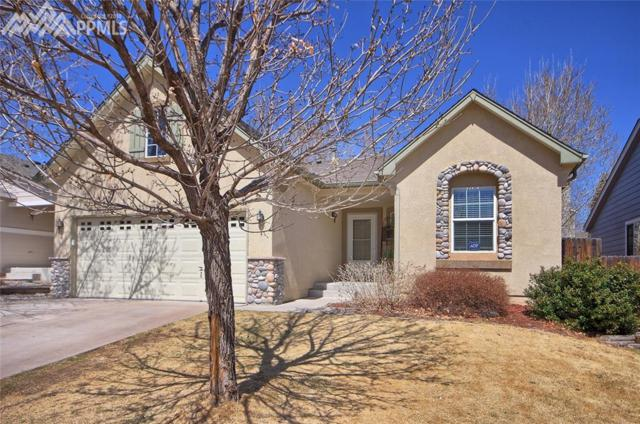 7254 Edgebrook Drive, Colorado Springs, CO 80922 (#4721507) :: The Hunstiger Team