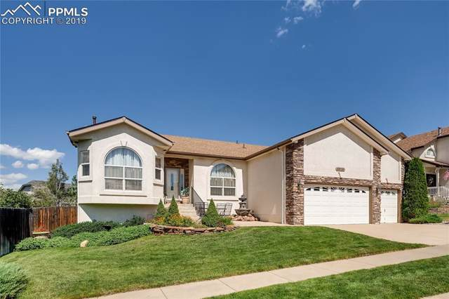 6520 Prairie Wind Drive, Colorado Springs, CO 80923 (#4724462) :: The Treasure Davis Team