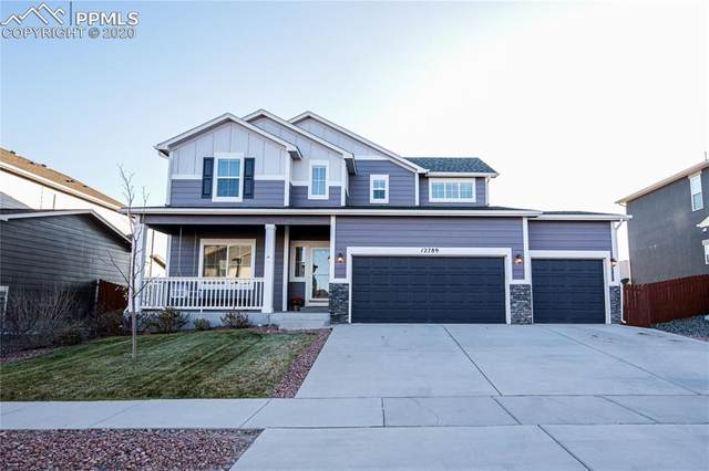 12789 Sunlight Peak Place, Peyton, CO 80831 (#4725503) :: Action Team Realty