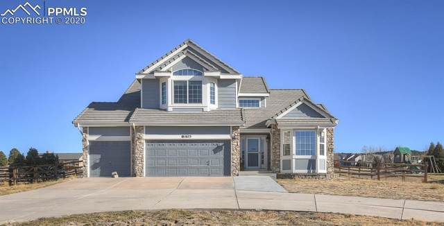 1675 Bowstring Road, Monument, CO 80132 (#4726508) :: Venterra Real Estate LLC