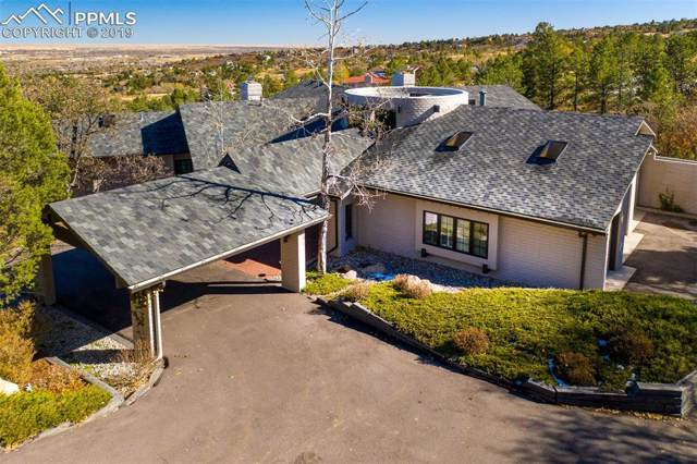 3975 S Club Drive, Colorado Springs, CO 80906 (#4726554) :: Jason Daniels & Associates at RE/MAX Millennium