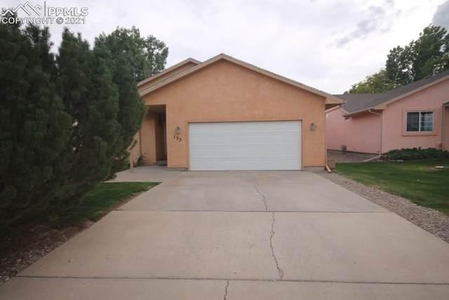 135 S Stardust Circle, Pueblo West, CO 81007 (#4728326) :: Springs Home Team @ Keller Williams Partners
