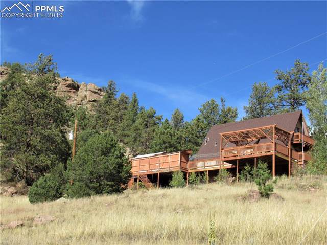 1503 Lakemoor Drive, Florissant, CO 80816 (#4729983) :: 8z Real Estate