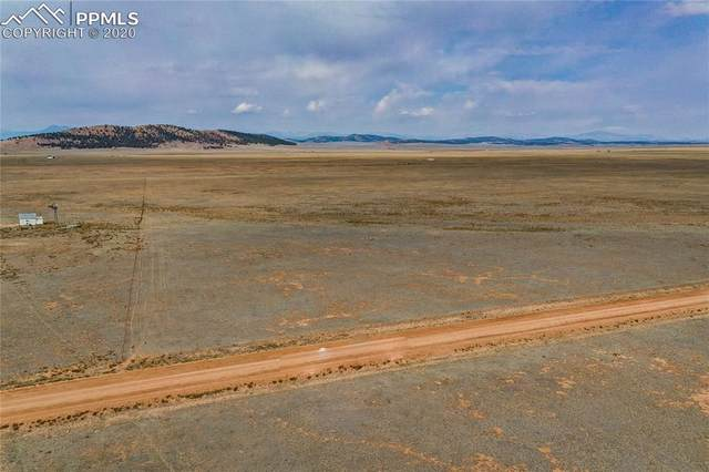 Lot 7 Montoya Road, Lake George, CO 80827 (#4730211) :: Tommy Daly Home Team
