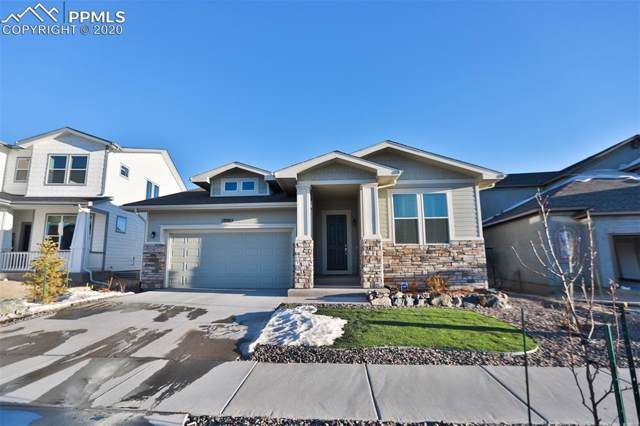 10065 Golf Crest Drive, Peyton, CO 80831 (#4730794) :: The Hunstiger Team