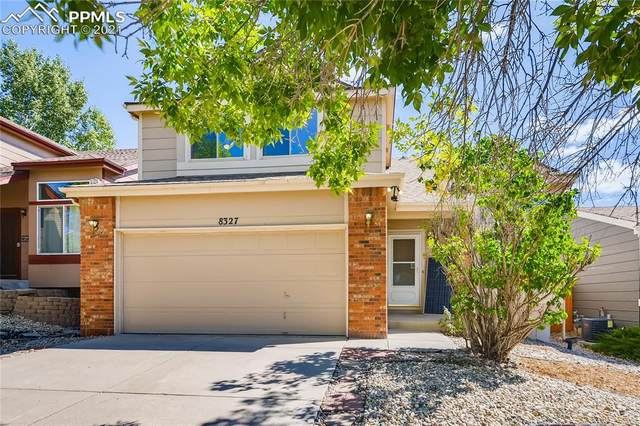 8327 Chancellor Drive, Colorado Springs, CO 80920 (#4731847) :: 8z Real Estate