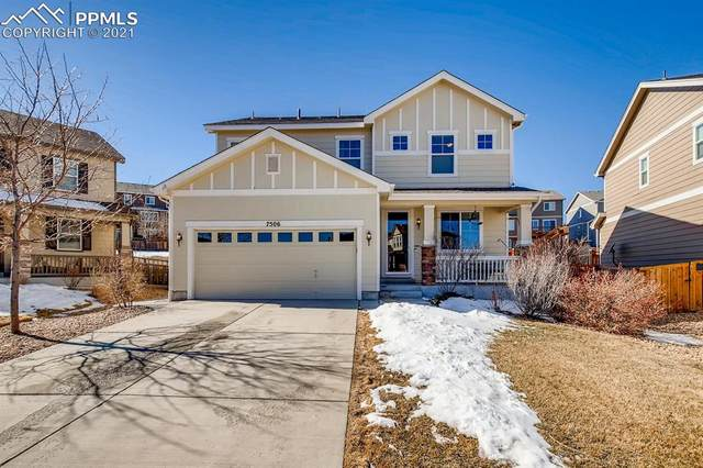 7506 Sabino Lane, Castle Rock, CO 80108 (#4732410) :: 8z Real Estate