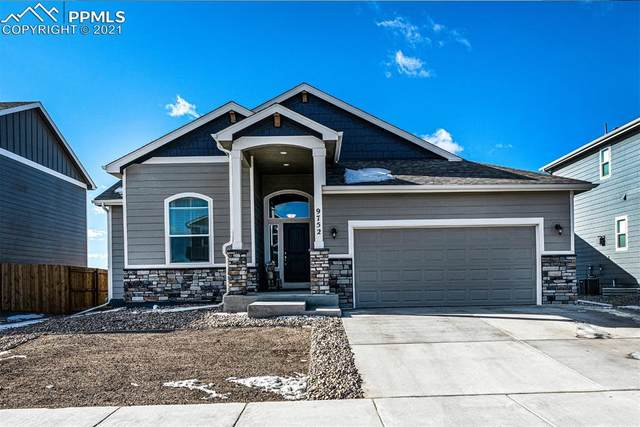 9752 Fairway Glen Drive, Peyton, CO 80831 (#4732792) :: The Treasure Davis Team