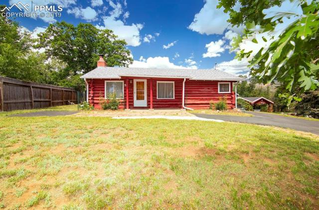 8 Spur Road, Manitou Springs, CO 80829 (#4733511) :: 8z Real Estate