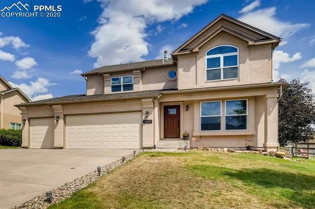 15635 Split Creek Drive, Monument, CO 80132 (#4736626) :: Finch & Gable Real Estate Co.