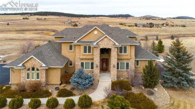 1636 Kings Cross Lane, Monument, CO 80132 (#4736769) :: Jason Daniels & Associates at RE/MAX Millennium