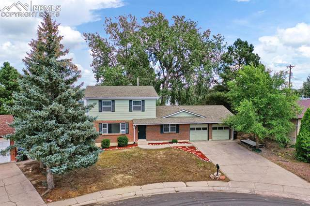 1102 Yosemite Drive, Colorado Springs, CO 80910 (#4738674) :: The Kibler Group