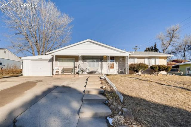 1209 Evergreen Drive, Colorado Springs, CO 80911 (#4739014) :: The Peak Properties Group
