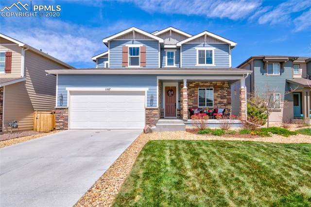 1167 Mcmurdo Circle, Castle Rock, CO 80108 (#4739310) :: The Daniels Team