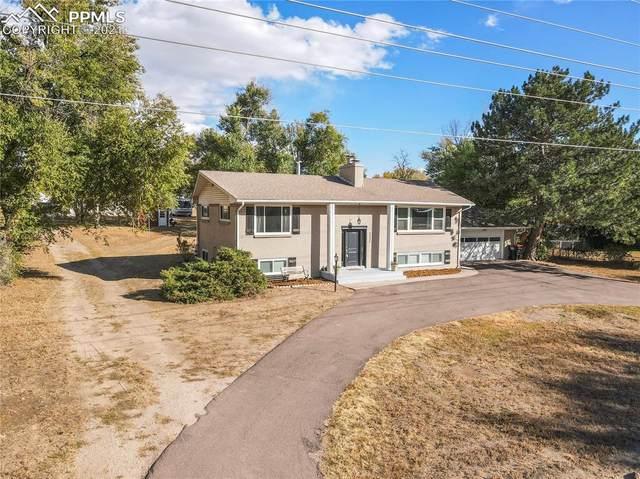 7325 Grashio Drive, Colorado Springs, CO 80920 (#4740882) :: The Kibler Group