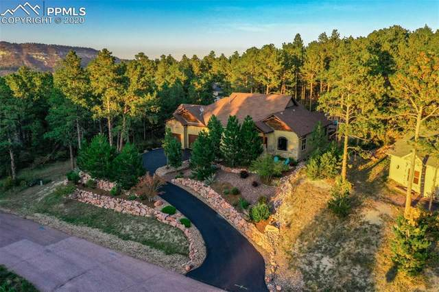 19965 Chisholm Trail, Monument, CO 80132 (#4741058) :: The Harling Team @ Homesmart Realty Group