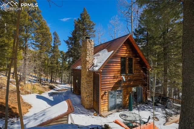 6080 Big Horn Road, Manitou Springs, CO 80829 (#4741260) :: The Gold Medal Team with RE/MAX Properties, Inc