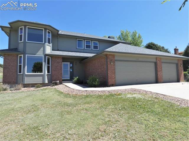 4560 Emerald Drive, Colorado Springs, CO 80918 (#4741448) :: The Kibler Group