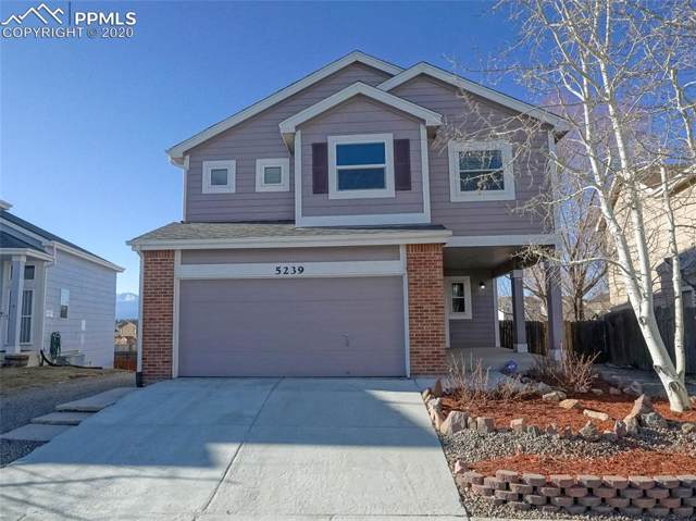 5239 Weaver Drive, Colorado Springs, CO 80922 (#4741662) :: Tommy Daly Home Team