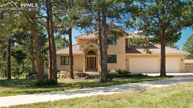 2545 Lake Meadow Drive, Monument, CO 80132 (#4741744) :: Action Team Realty