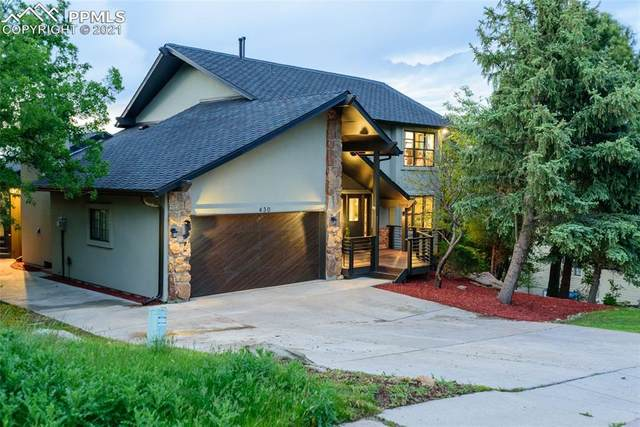 430 Thames Drive, Colorado Springs, CO 80906 (#4741854) :: Fisk Team, eXp Realty