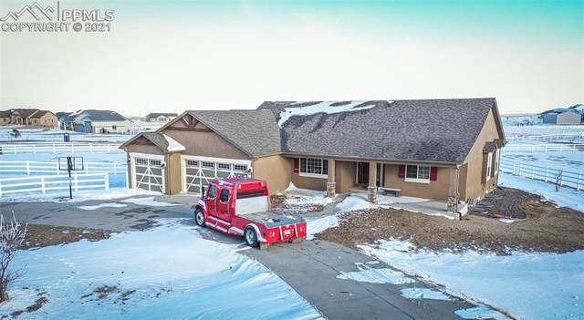 13605 Irish Hunter Trail, Elbert, CO 80106 (#4742526) :: 8z Real Estate