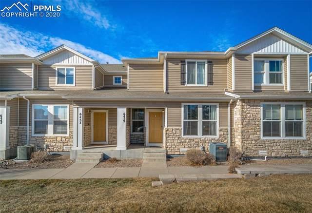 6459 Endurance Heights, Colorado Springs, CO 80923 (#4745078) :: Jason Daniels & Associates at RE/MAX Millennium