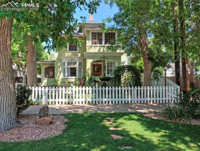 114 E San Miguel Street, Colorado Springs, CO 80903 (#4749688) :: The Hunstiger Team