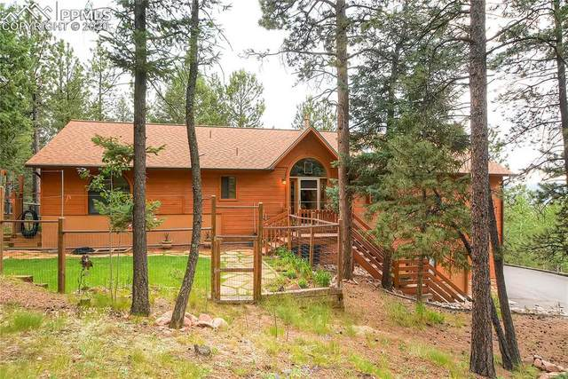 1151 Forest Edge Road, Woodland Park, CO 80863 (#4750981) :: 8z Real Estate