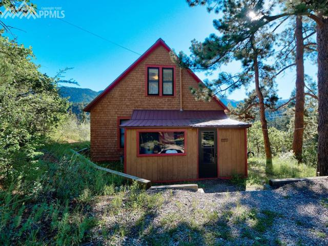 6910 Colorado Street, Green Mountain Falls, CO 80819 (#4756708) :: The Treasure Davis Team