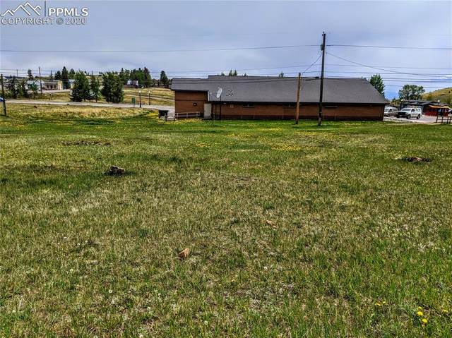 000 W Eaton Avenue, Cripple Creek, CO 80813 (#4759990) :: Fisk Team, RE/MAX Properties, Inc.