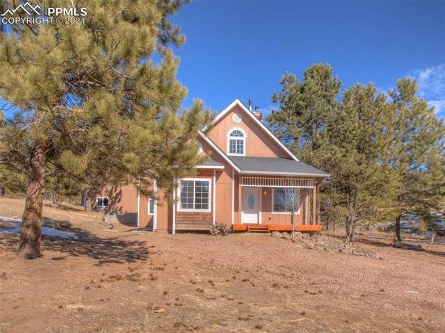 69 Crescent Drive, Florissant, CO 80816 (#4760188) :: The Scott Futa Home Team