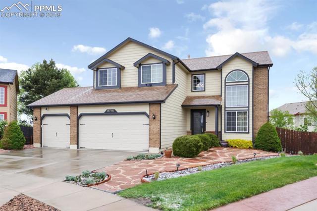6716 Snowy Range Drive, Colorado Springs, CO 80923 (#4761160) :: The Peak Properties Group