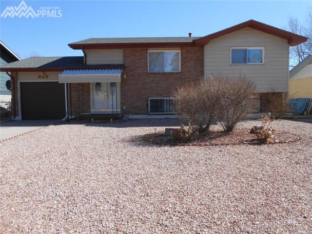 649 Dexter Street, Colorado Springs, CO 80911 (#4761602) :: The Dunfee Group - Keller Williams Partners Realty
