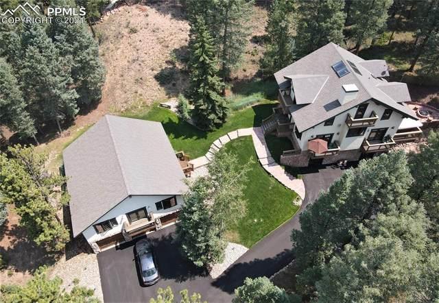 3320 Regent Drive, Woodland Park, CO 80863 (#4763178) :: Symbio Denver
