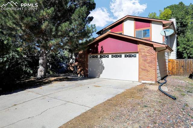 2710 Maroon Bells Avenue, Colorado Springs, CO 80918 (#4763565) :: The Gold Medal Team with RE/MAX Properties, Inc