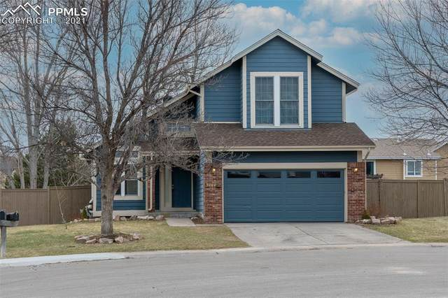 3464 W Aster Court, Castle Rock, CO 80109 (#4767394) :: The Gold Medal Team with RE/MAX Properties, Inc