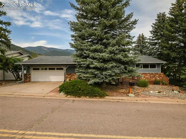334 Sutherland Place, Manitou Springs, CO 80829 (#4767792) :: Dream Big Home Team | Keller Williams